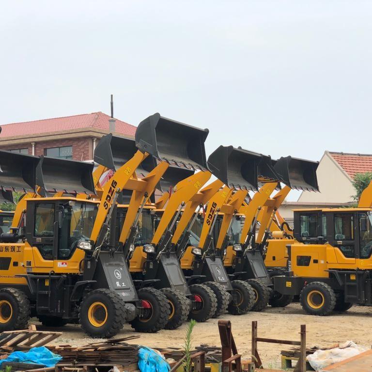 Low cost excavator
